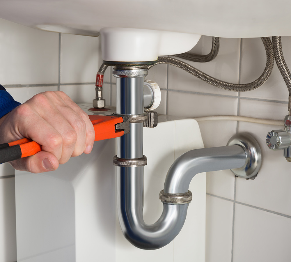 Clogged drain is not match for Schaible's Plumbing