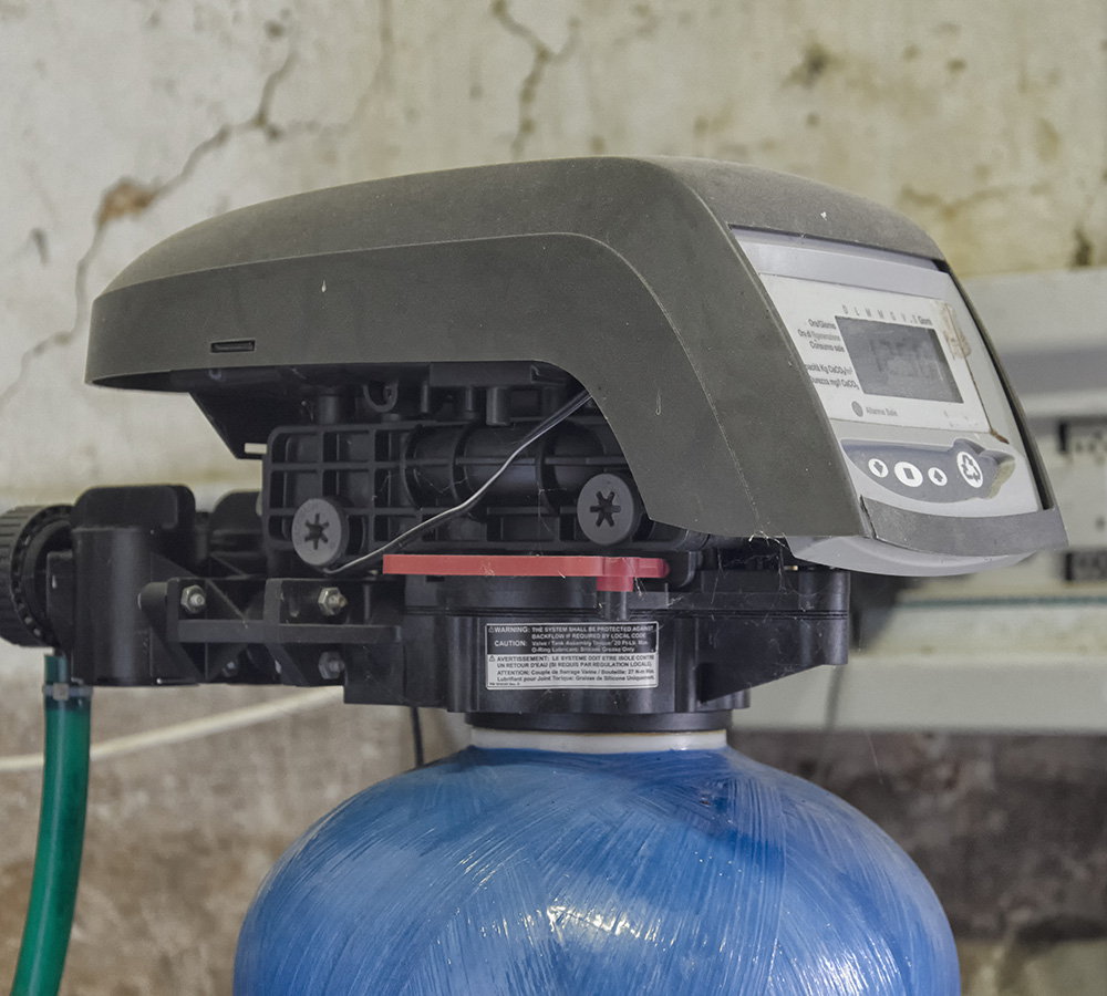 home water softener system