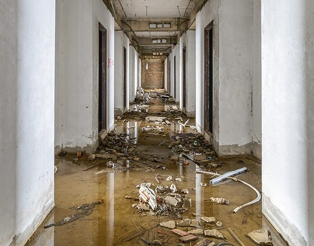 property flooding can happen to anyone