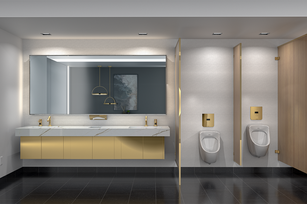 Sloan Touchless bathroom 4 small